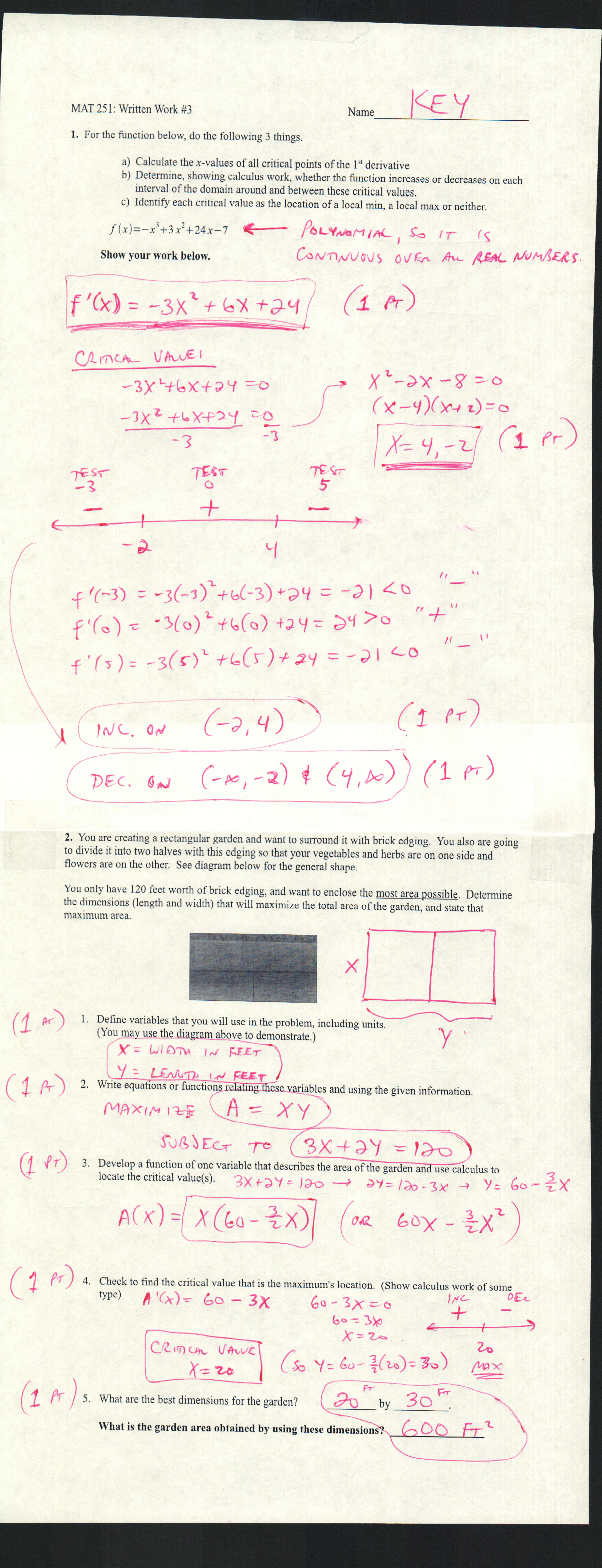 assignment 3 solutions Assignment 3 solutions instruction set architecture, performance and other isas (continued) due: may 1, 2014 unless otherwise noted, the following problems are.