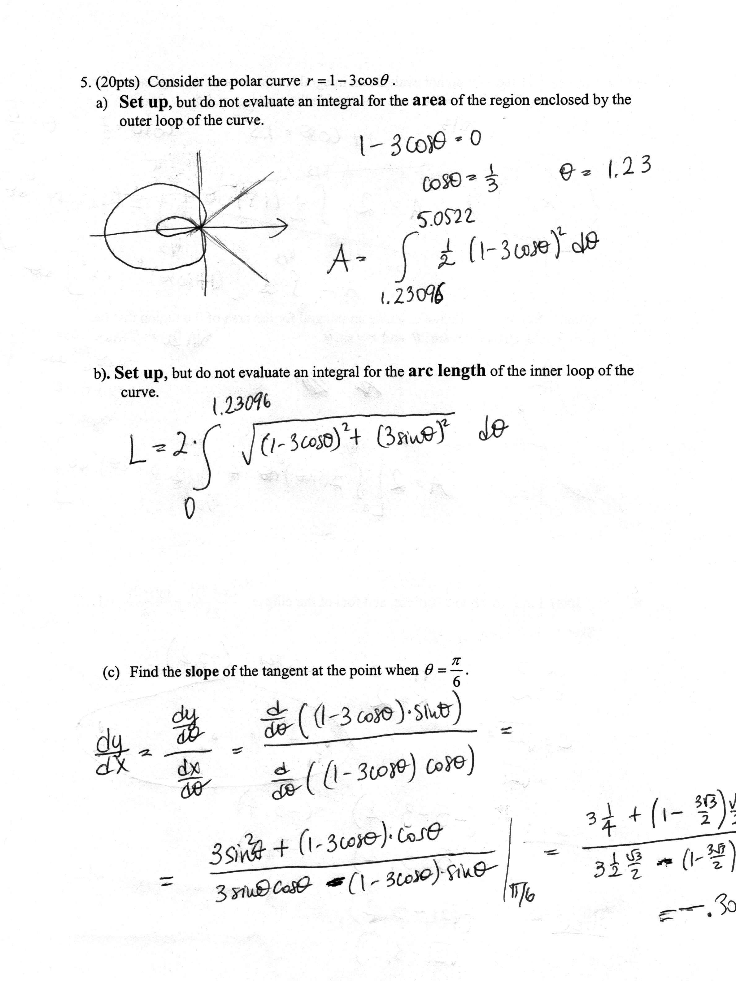 parametric differentiation problems and solutions pdf